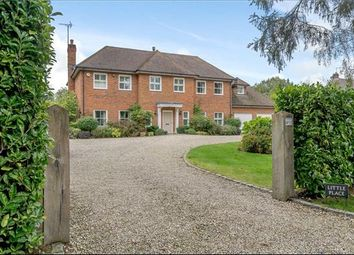 Thumbnail 5 bed detached house for sale in Satwell Close, Rotherfield Greys, Henley-On-Thames