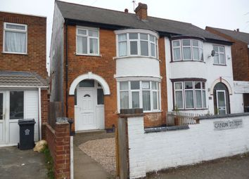 3 bed semi-detached house to rent in Canon Street, Leicester LE4