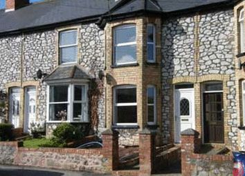 Thumbnail 3 bed terraced house to rent in Liddymore Road, Watchet