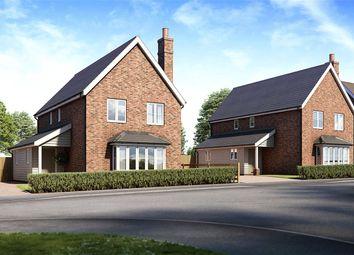Castle Meadow, Bartlow Road, Castle Camps, Cambridge CB21. 3 bed detached house for sale