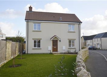 Thumbnail 4 bed detached house for sale in Cobblers Way, Radstock, Somerset