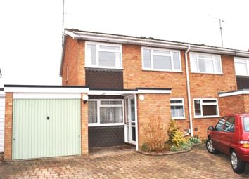 Thumbnail 4 bed semi-detached house to rent in Coppice Mead, Stotfold