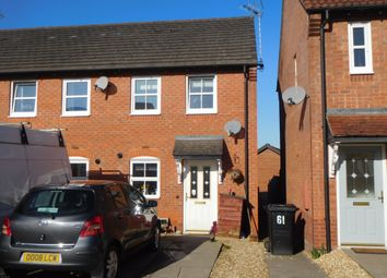 Thumbnail 3 bed end terrace house to rent in Dahn Drive, Ludlow