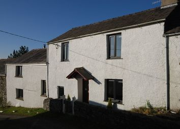 Thumbnail 4 bedroom detached house for sale in Low Ghyll, Kirkby In Furness, Cumbria