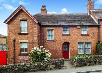 Thumbnail 4 bed semi-detached house for sale in Parkside, Belper, Derbyshire