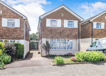 Thumbnail 3 bed detached house for sale in Aintree Road, Northampton