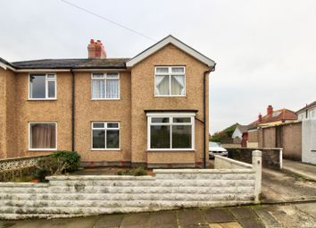 Thumbnail 3 bed semi-detached house for sale in Craiglands Avenue, Heysham, Morecambe