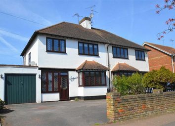 Thumbnail 3 bed property for sale in Hobleythick Lane, Westcliff-On-Sea, Essex