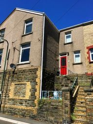 Thumbnail 2 bed terraced house for sale in Vivian Street, Abertillery, Gwent