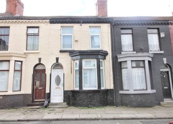 Thumbnail 2 bed terraced house for sale in Oxton Street, Walton