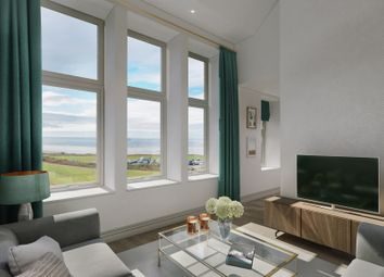 Thumbnail 2 bed flat for sale in Apartment 18 At The Links, Rest Bay, Porthcawl