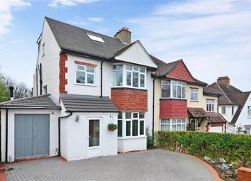 Thumbnail 4 bed semi-detached house for sale in Downside Road, Sutton, Surrey