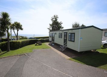 3 bed mobile/park home for sale in Ivy Close, Devon Cliffs, Exmouth EX8