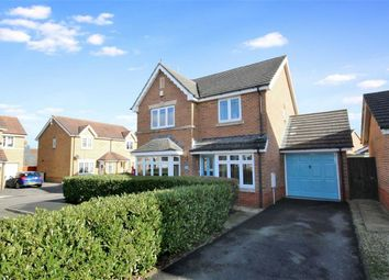 Thumbnail 4 bedroom detached house for sale in Sigerson Road, Taw Hill, Swindon