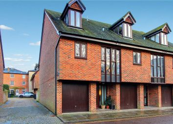 Thumbnail 3 bed town house for sale in Church Road, Central Romsey, Hampshire