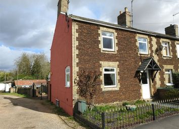Thumbnail 3 bed end terrace house for sale in Bexwell Road, Downham Market