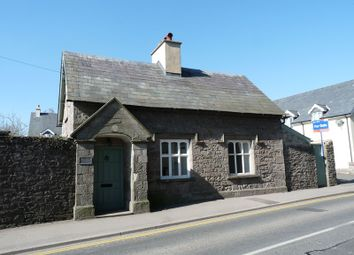 Thumbnail 2 bed detached house to rent in Priory Hill, Brecon