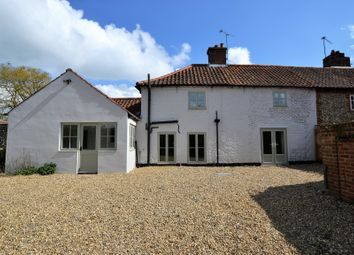Thumbnail 3 bed cottage for sale in The Street, Mileham, King's Lynn