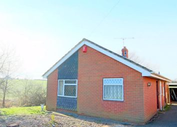 Thumbnail 2 bed detached bungalow for sale in Coombe Park Road, Stone
