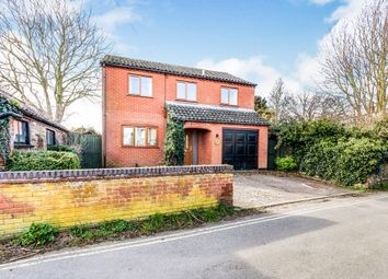 Thumbnail 3 bed detached house for sale in Laburnum Road, Bungay