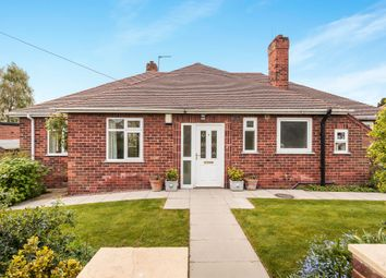 Thumbnail 3 bed detached bungalow for sale in Rutland Avenue, Pontefract