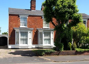 Thumbnail 4 bed semi-detached house for sale in Frederick Road, Edgbaston