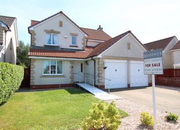 Thumbnail 4 bed property for sale in Greystone Place, Strathaven