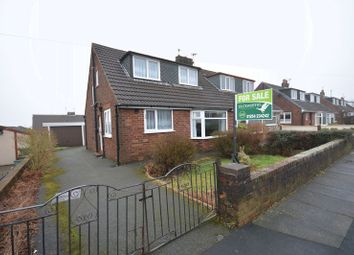 Thumbnail 3 bed semi-detached house for sale in Brantwood Avenue, Blackburn
