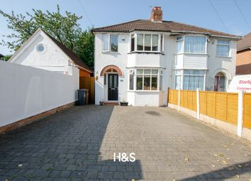 3 bed semi-detached house for sale in Acheson Road, Shirley, Solihull B90