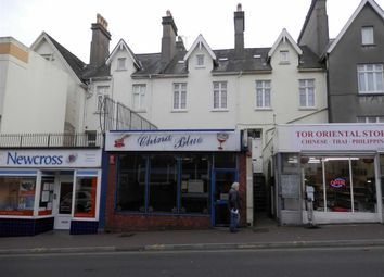 Thumbnail Restaurant/cafe for sale in China Blue, 30 Tor Hill Road, Torquay
