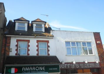 Thumbnail 2 bed flat for sale in Christchurch Road, Ringwood