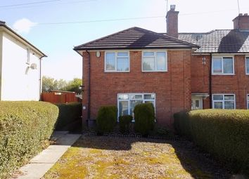 Thumbnail 2 bed property to rent in Milcote Road, Selly Oak