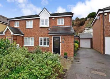 Thumbnail 4 bed semi-detached house for sale in Maritime Gate, Gravesend, Kent