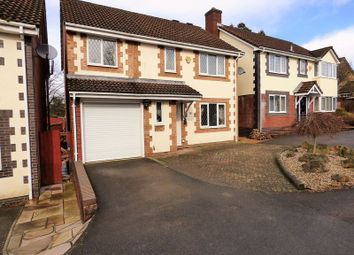 Thumbnail 4 bed detached house for sale in Stewarts Mill Lane, Abbeymead, Gloucester