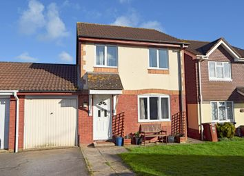 Thumbnail 3 bed detached house for sale in Barley Close, Culllompton