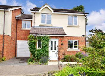 Thumbnail 4 bedroom end terrace house for sale in London Road, West Kingsdown, Sevenoaks, Kent