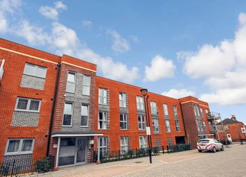 Thumbnail 2 bedroom flat for sale in Meridian Way, Northam, Southampton