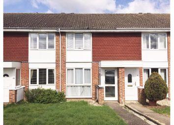 Thumbnail 2 bedroom terraced house for sale in Eastbourne Avenue, Stevenage