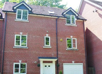 Thumbnail 4 bed town house for sale in Clancey Way, Halesowen, West Midlands