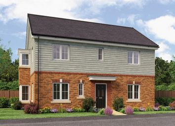 "Thumbnail 4 bed detached house for sale in ""The Stevenson"" at Backworth, Newcastle Upon Tyne"