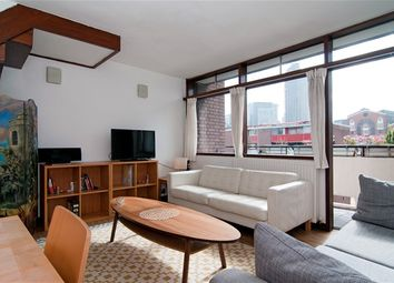 Thumbnail 2 bed flat to rent in Basterfield House, Golden Lane Estate, London
