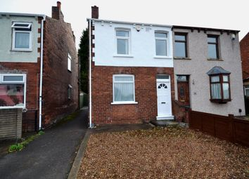 Thumbnail 2 bed semi-detached house for sale in Cross Lane, Wakefield