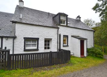Thumbnail 2 bed semi-detached house to rent in Kinlochard, Stirling