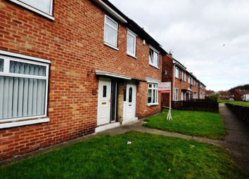 Thumbnail 3 bed terraced house for sale in Albion Gardens, Burnopfield, Newcastle Upon Tyne