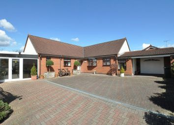 Thumbnail 3 bed detached bungalow for sale in Scropton Road, Hatton, Derby