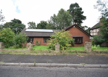 Thumbnail 3 bedroom detached bungalow for sale in Birchwood Grove, Higher Heath, Whitchurch