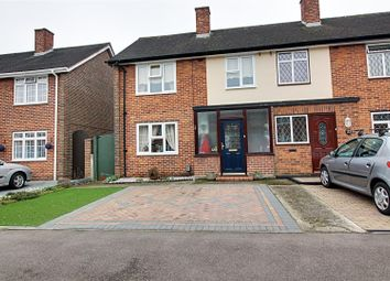 Thumbnail 3 bed end terrace house for sale in Steward Close, Cheshunt, Waltham Cross