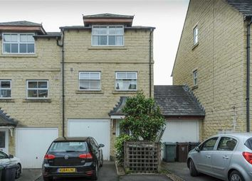 Thumbnail 3 bed town house to rent in Paslew Court, East Morton, West Yorkshire