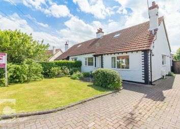 Thumbnail 2 bed semi-detached bungalow to rent in Brooklands Gardens, Parkgate, Neston, Cheshire