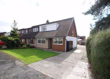 Thumbnail 3 bed semi-detached house for sale in Derwent Drive, Longridge, Preston
